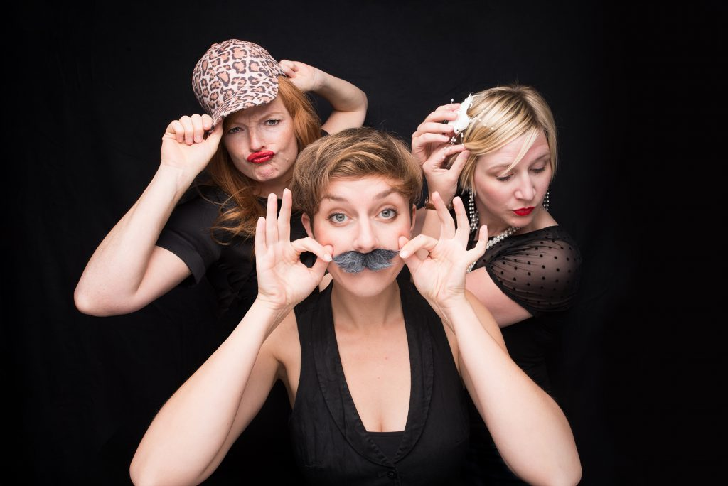 Schmidt's Katzen Improvisationstheater, Training, Unternehmenstheater, Impro, Comedy, Unterhaltung